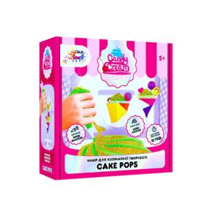 Creative Set TM Candy cream СAKE POPS