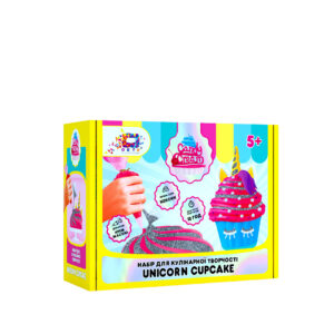 Creative Set TM Candy cream Unicorn Cupcake