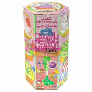 Creative Set My sweet talent Cake TM Candy Cream 75008